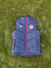 2021 St Patricks Athletic F.C. Gilet Jacket - Navy - Men