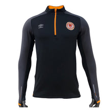 ½ Zip Training Top