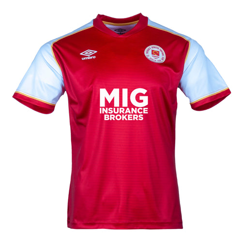 2021 - Home Jersey - Youths