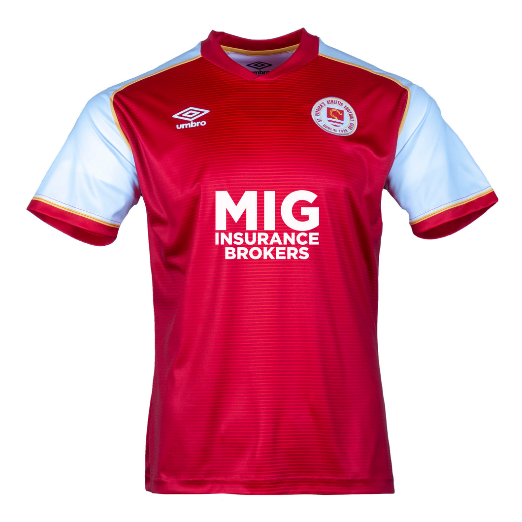 2021 St Patricks Athletic F.C. - Home Jersey - Men