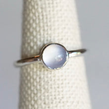 Load image into Gallery viewer, Silver Stacking Ring
