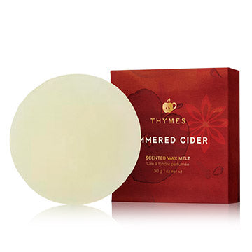 Simmered Cider Scented Wax Melt