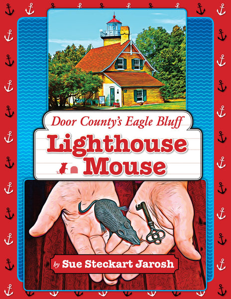 Eagle Bluff Lighthouse Mouse