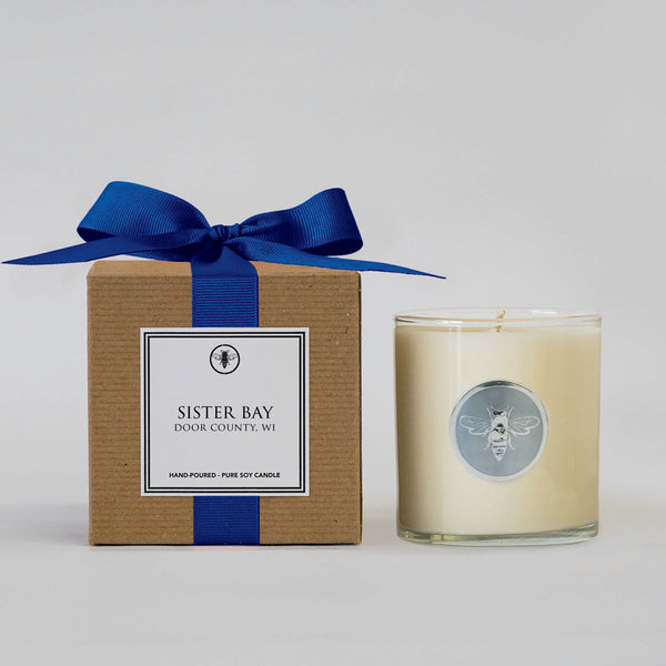 Sister Bay Soy Candle