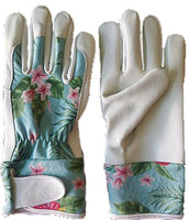 Small Palm Leather Gardening Gloves