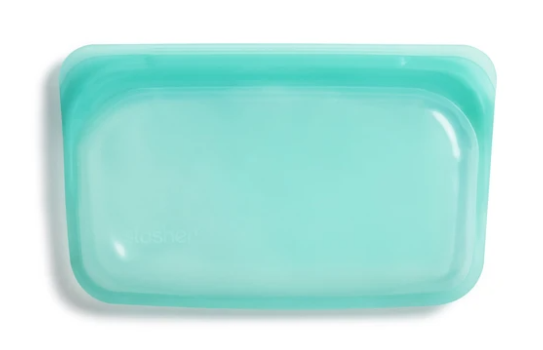 Reusable Snack Bag Aqua