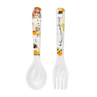 Bear Fork & Spoon Set