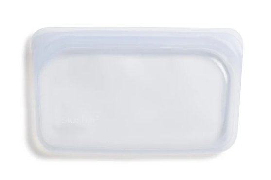 Reusable Snack Bag Clear