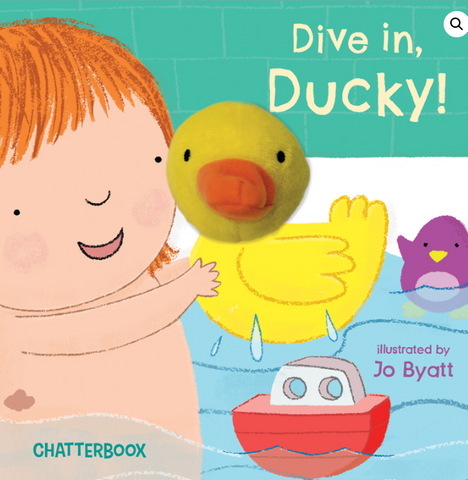 Dive in, Ducky Book
