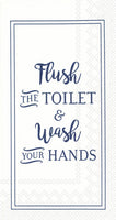 Flush & Wash Guest Towels