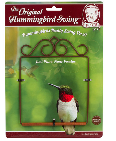 Humming Bird Swing Brown