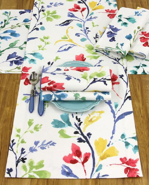 Karen Lee Ballard Petal Power Tablecloth | 54x84