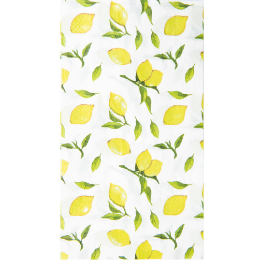 Guest Towel - Lemon Drop - Sophistiplate