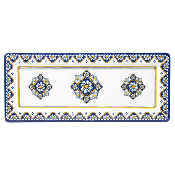 Sorrento Melamine Rectangle Platter