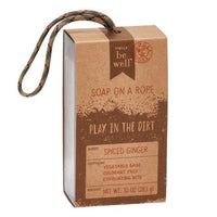 Spiced Ginger Rope Soap