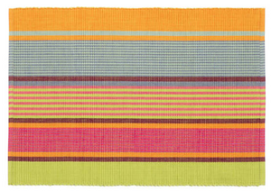 Tahiti Stripe Placemat