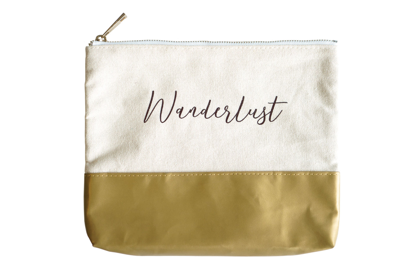 WANDERLUST MAKEUP BAG