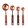 ROSE GOLD MEASURING SPOONS