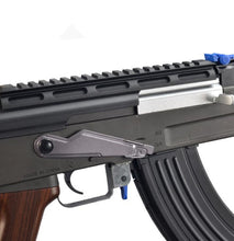 Full metal top rail for RX AKM47/ALPHA KING AK/JINMING J11 AK