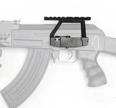 Full metal rail stand bridge for AK47 Gel blaster upgrade