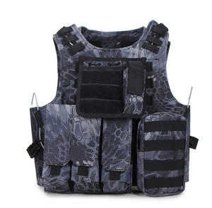 Tactical Hunting Military Vest Outdoor Waistcoat Clothing Combat Assault Vest