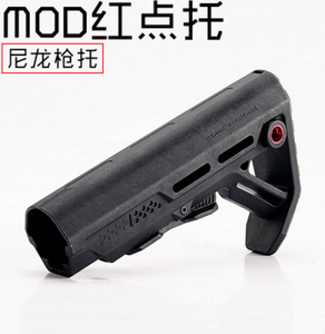 MOD red point shoulder stock