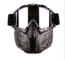 Tactical Mask glasses Military CS GBB game