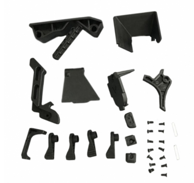 Kriss Vector v2 FULL Black Replacement Parts