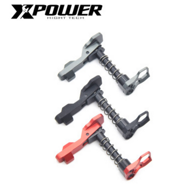 XPOWER full alloy magazine release gearbox V2