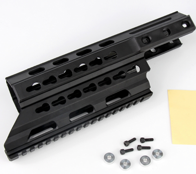 Kriss vector  Full nylon handguard fishbone