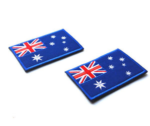 2PC Australia flag Tactical armband