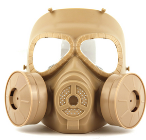M04 double electric ventilation tactical mask