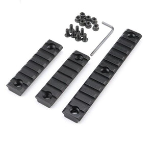 Jinming ACR J10 gel blaster full metal handguard rail set