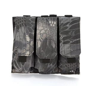 Tactical magazine bag