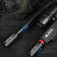 Gel blaster glow in the dark gel charge silencer flash hider charger