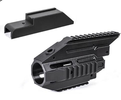 AUG gel blaster A3 tactical handguard upgrade DK PLA handguard