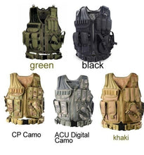 Tactical vest Training Paintball Tactical Protective Vest