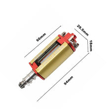 Chihai CHF-350WA DC 8.4V 19000RPM High speed Slim Long Shaft AEG Motor for Airsoft Electric Gun AEG