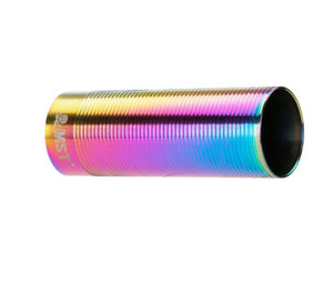 colorful Stainless Steel cylinder for gel blaster gearbox upgrade