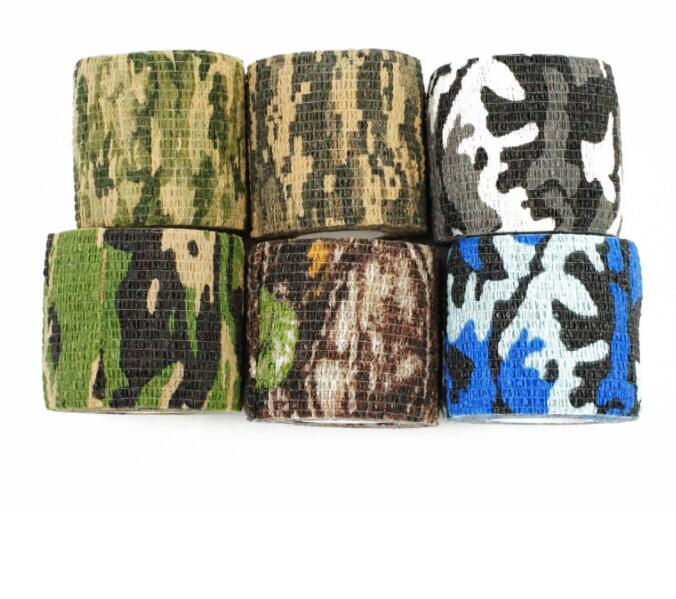 6pc/set camo bandage for gel blaster