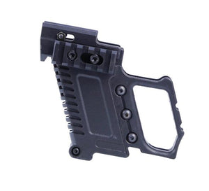 Hunting Tactical Pistol Carbine Kit Glock Mount Quick Reload For CS G17 18 19 Shooting Gun Accessories