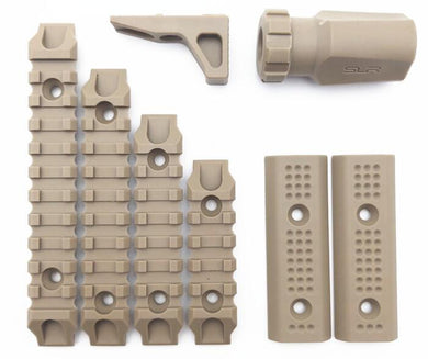 SLR Tan full nylon upgrade kit