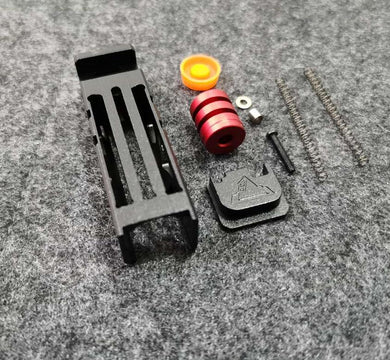 KUBLAI P1 gel blaster/G17 TTI CNC alloy slide upgrade parts