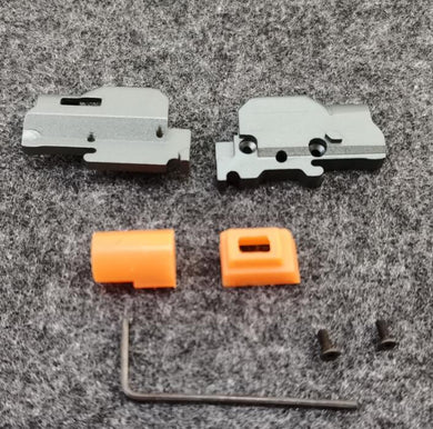 KUBLAI P1 gel blaster CNC inner barrel base kit