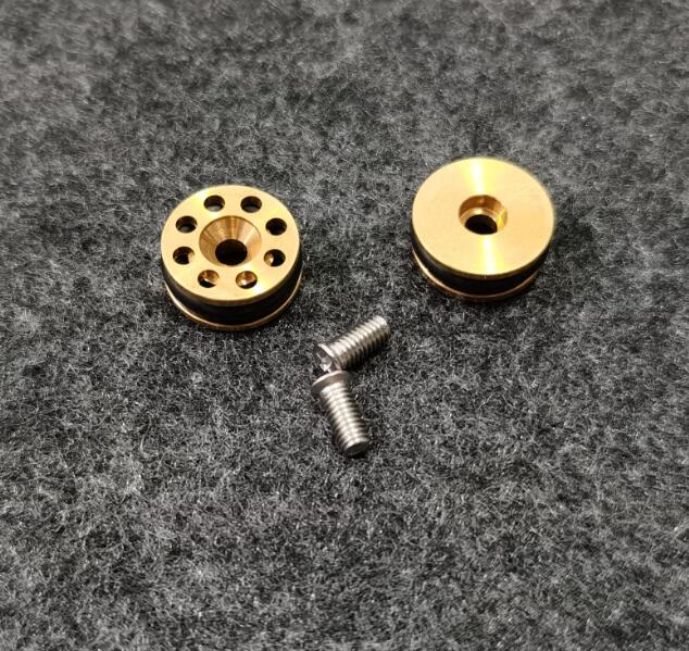 KUBLAI P1/P1S full brass plunger head parts upgrade