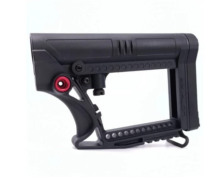 MBA-4 Nylon CARBINE ButtStock For Airsoft gelsoft Air Guns Paintball Accessories