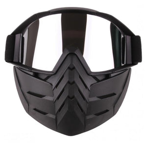Tactical Mask glasses CS GBB Print ball game