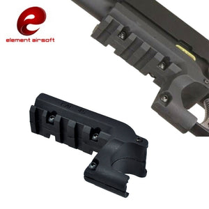 Element Airsoft Clot 1911 M1911 45 Pistol 20mm Under Rail Mount Pistol Rail Adapter Laser Mount Softair BK DE PA0205