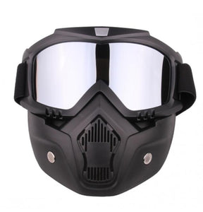 Tactical Mask glasses CS game GBB game
