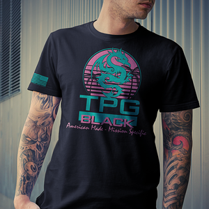 TPG BLACK™ Florida Edition Men's Tee Pre-Order